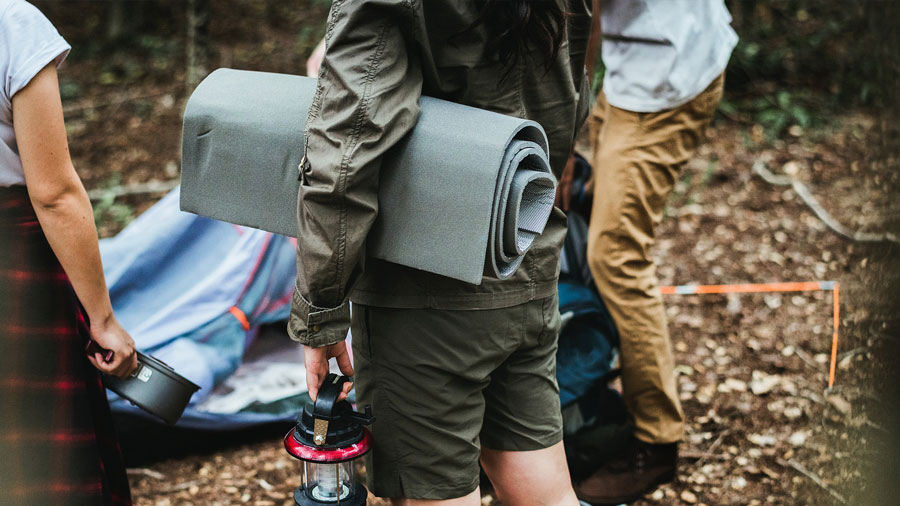 Hero image for Camping